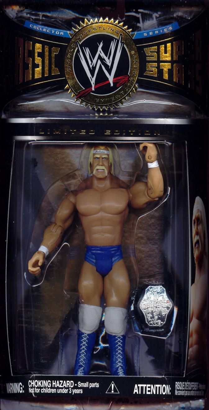 Hulk Hogan (Limited Edition, Hulkster outfit)