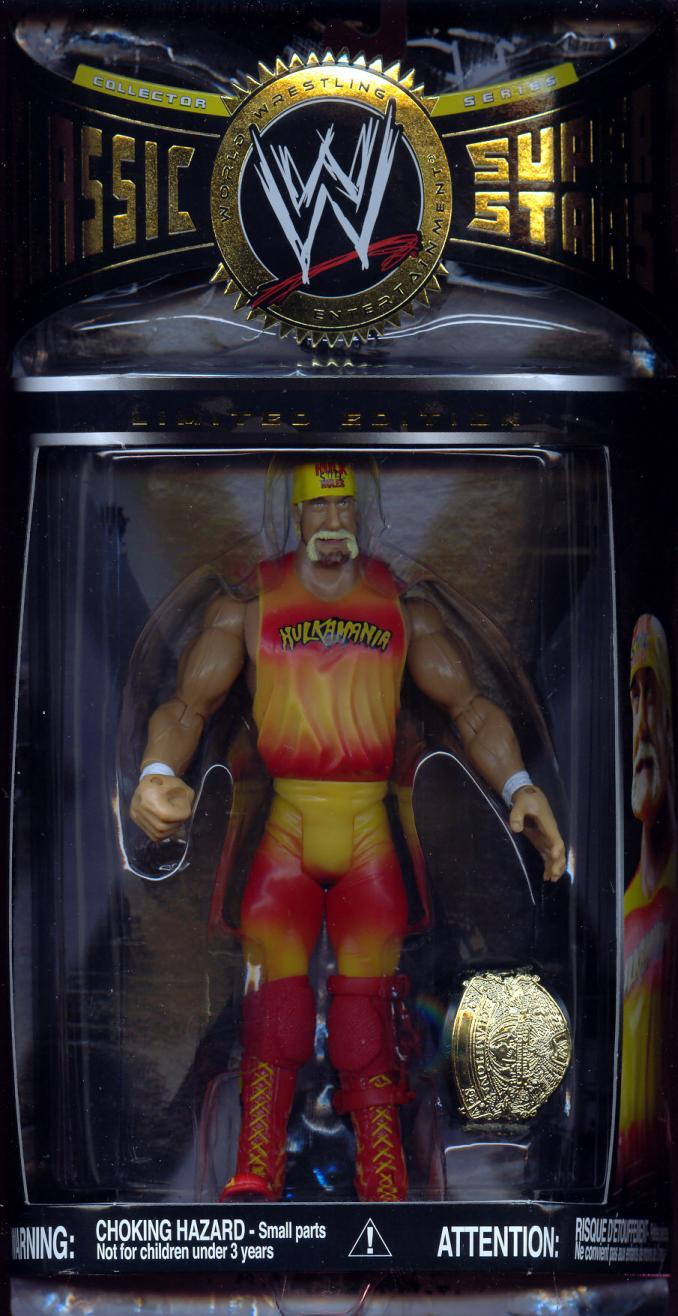 Hulk Hogan (Limited Edition, Hulkamania outfit)
