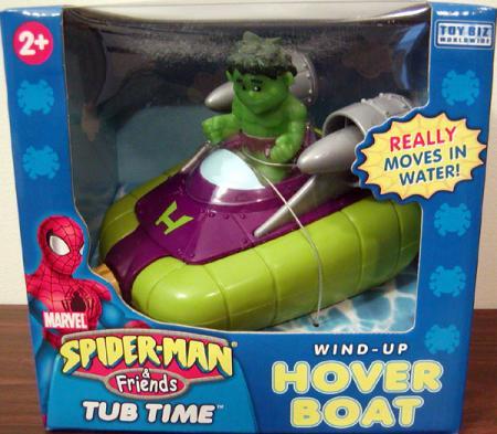 Hulk Hover Boat