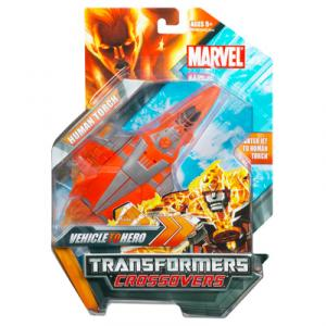 Human Torch (Transformers Crossovers)