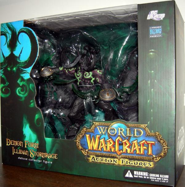 Illidan Stormrage (Demon Form)
