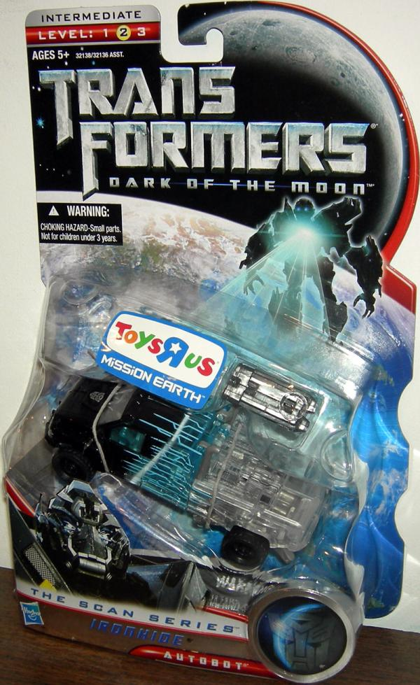Ironhide (Toys R Us Exclusive)