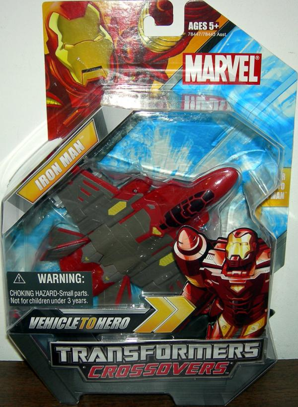 Iron Man (Transformers Crossovers)