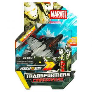 Iron Man Mark II (Transformers Crossovers)