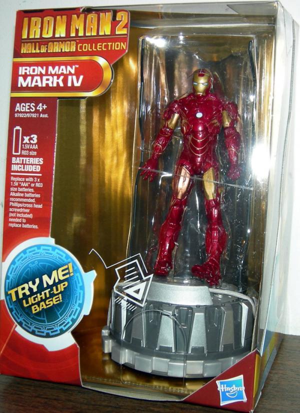 Iron Man Mark IV Hall Armor