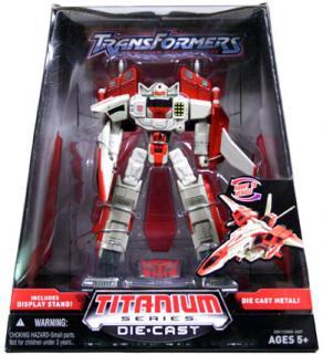 Jetfire (Titanium)
