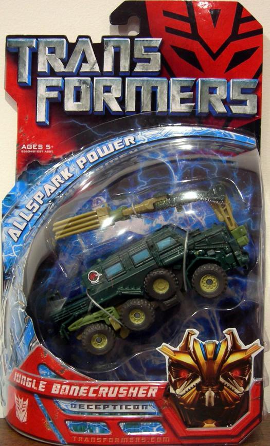 Jungle Bonecrusher (Deluxe Class)