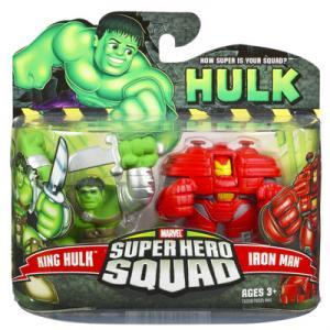 King Hulk and Iron Man (Super Hero Squad)