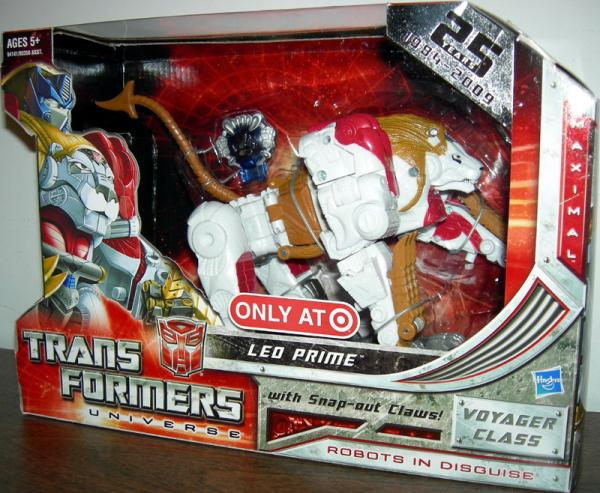 Leo Prime (Voyager Class, Target Exclusive)