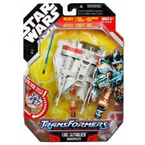 Luke Skywalker Snowspeeder (Transformers)