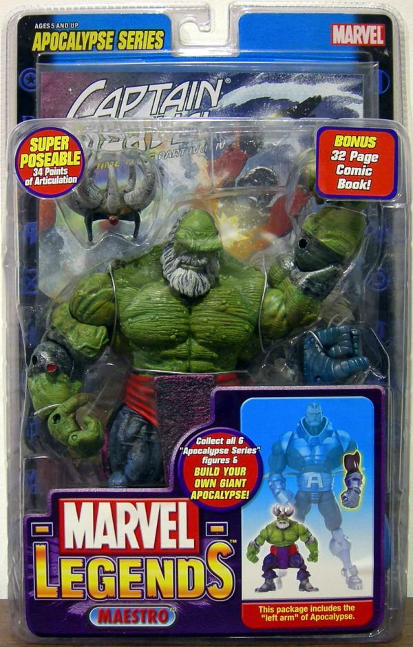 Maestro (Marvel Legends, Apocalypse Series)