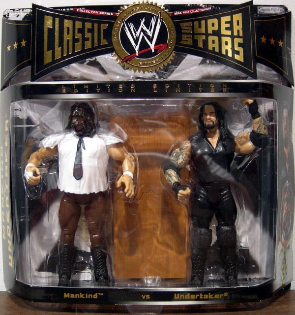 Mankind vs. Undertaker