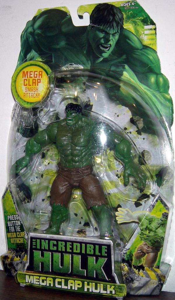 Mega Clap Hulk (2008 movie)