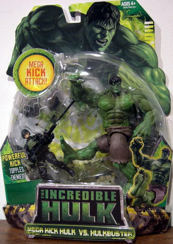 Mega Kick Hulk vs. Hulkbuster (movie)