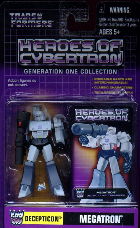 Megatron (Heroes of Cybertron)