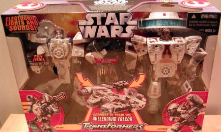 Millennium Falcon (Transformers)