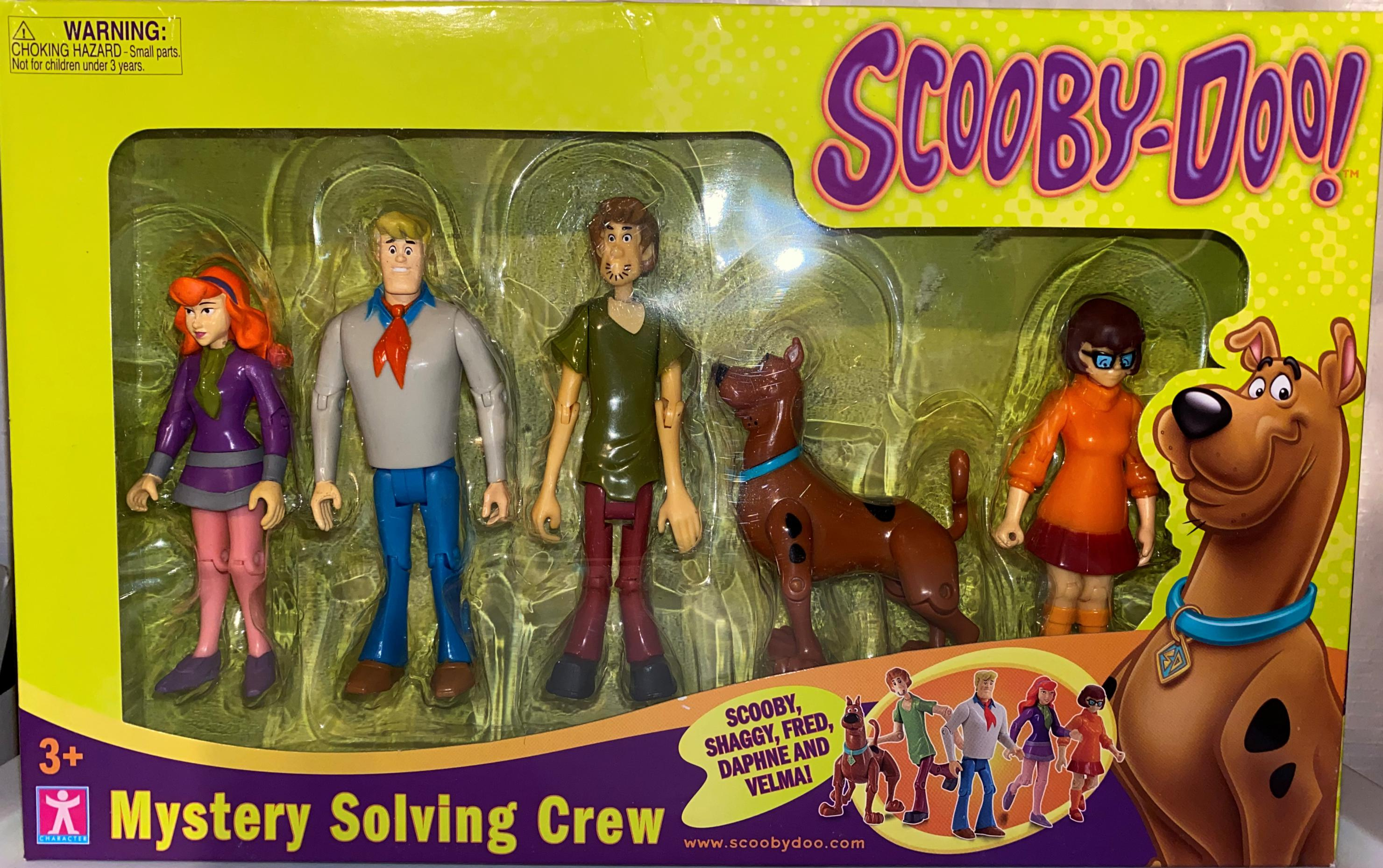 Mystery Solving Crew 5-Pack (2019)