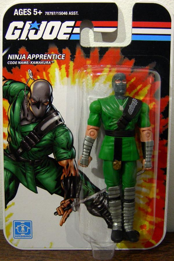 Ninja Apprentice (Code Name: Kamakura)