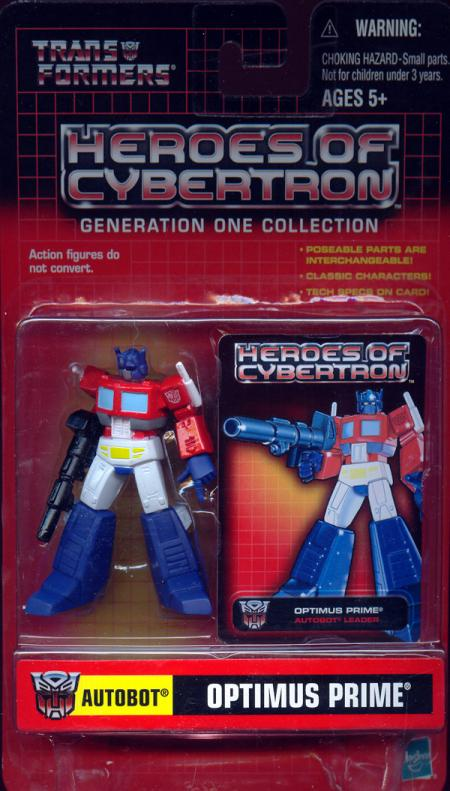 Optimus Prime (Heroes of Cybertron)