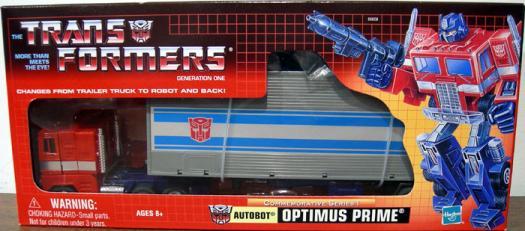 Optimus Prime (Commemorative Series I)