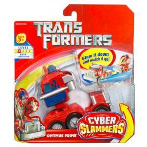 Optimus Prime (Cyber Slammers)
