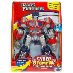 Optimus Prime (Cyber Stompin')