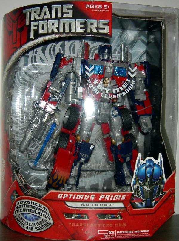 Optimus Prime (Movie Leader)