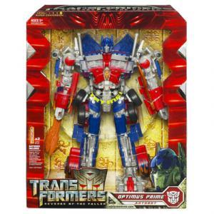 Optimus Prime (Revenge of The Fallen, Leader Class)