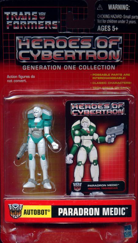 Paradron Medic (Autobot)