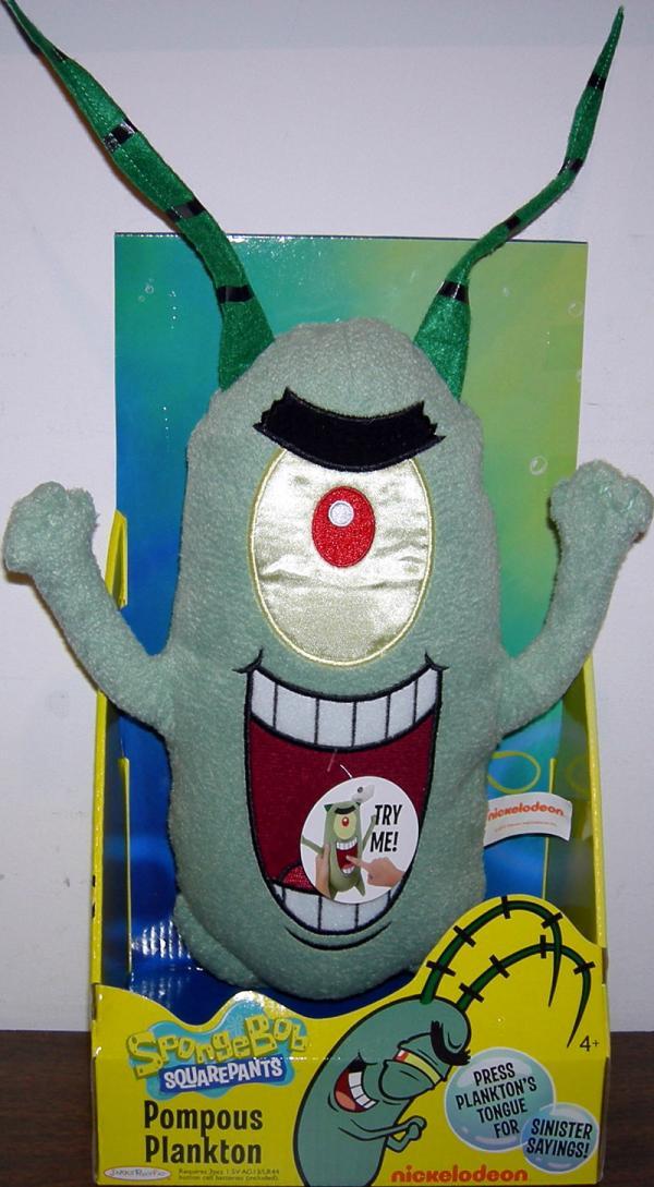Pompous Plankton