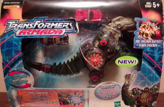 Predacon (Transformers Armada)