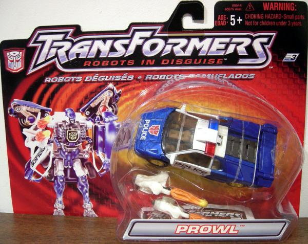 Prowl (Robots In Disguise)