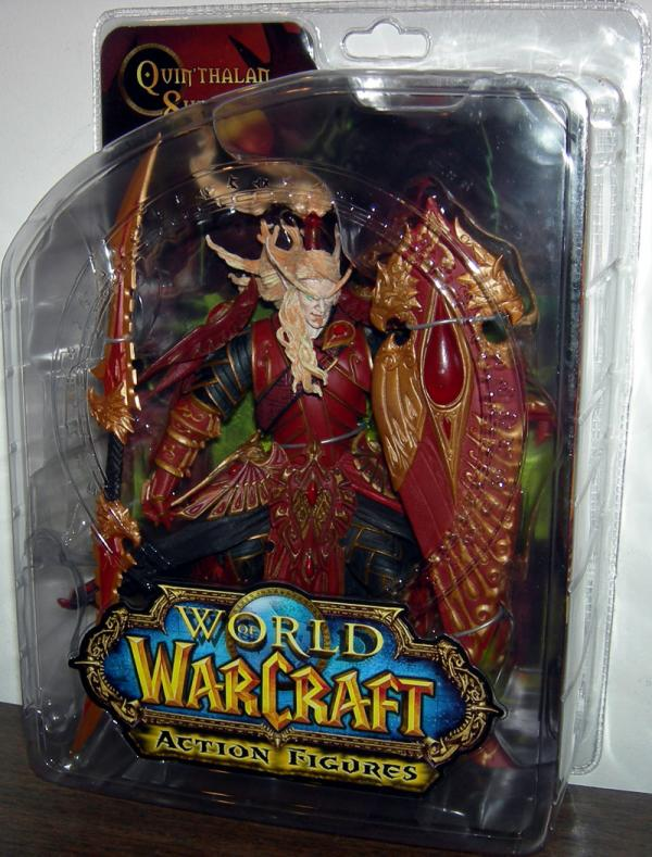 Blood Elf Paladin: Quin'thalan Sunfire