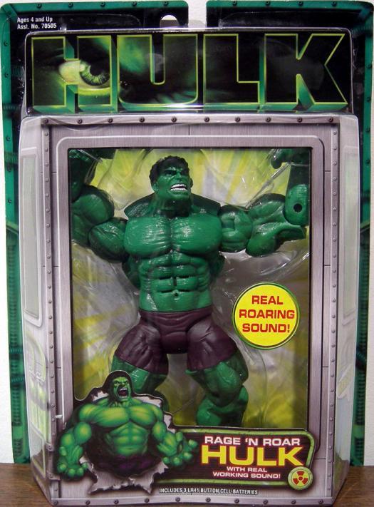 Rage 'N Roar Hulk (movie)