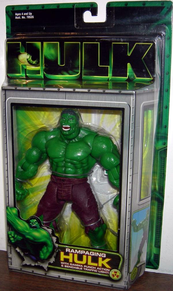 Rampaging Hulk (movie)