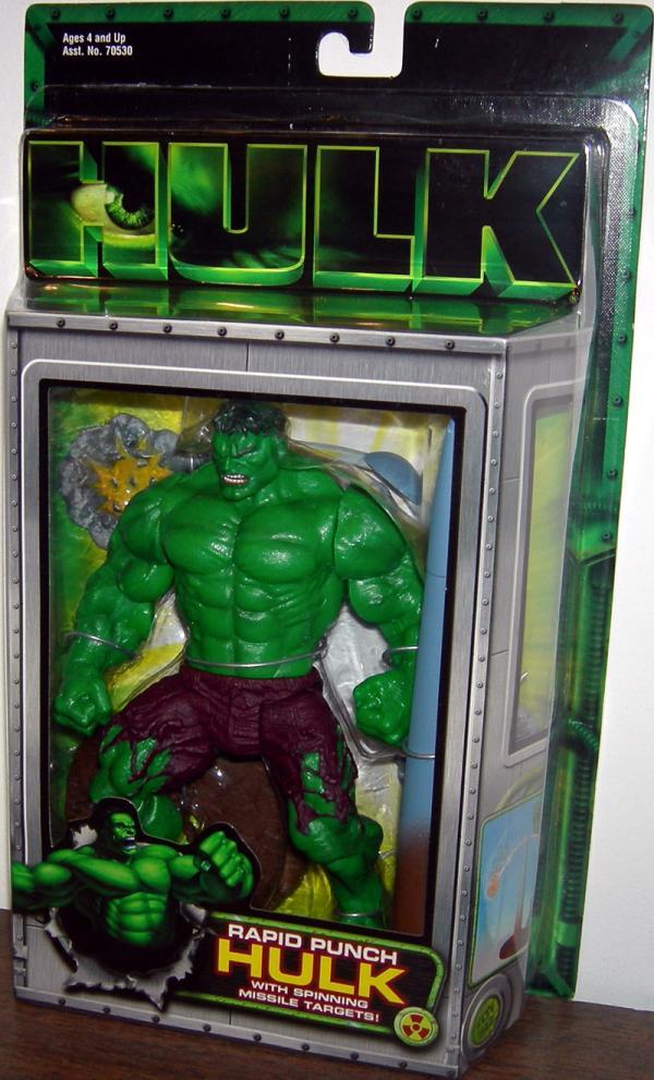 Rapid Punch Hulk (movie)