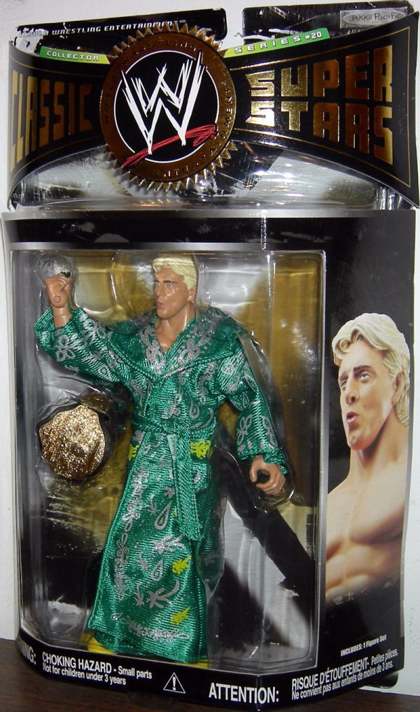Ric Flair WWE Hall Of Famer (series 20)