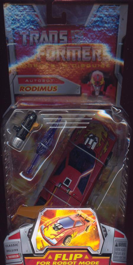 Rodimus (Classic)