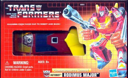 Rodimus Major (Commemorative Series I)