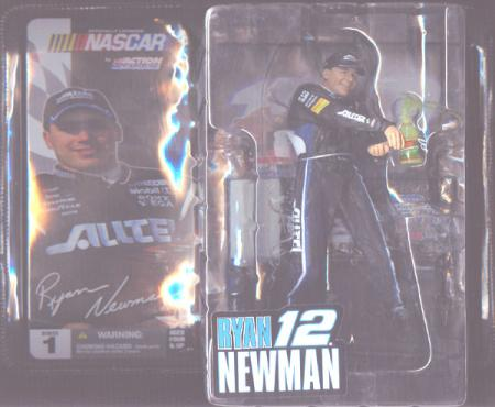 Ryan Newman (with hat)