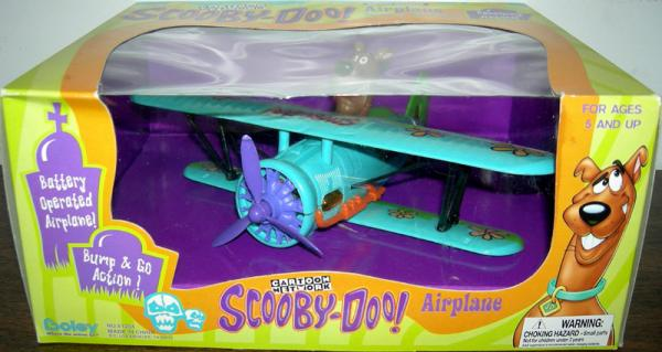 Scooby-Doo Airplane