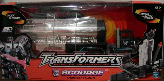 Scourge (Robots In Disguise)