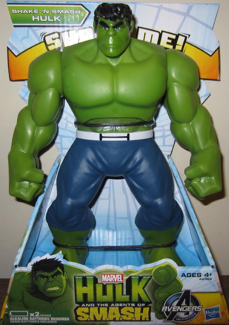 Shake 'N Smash Hulk