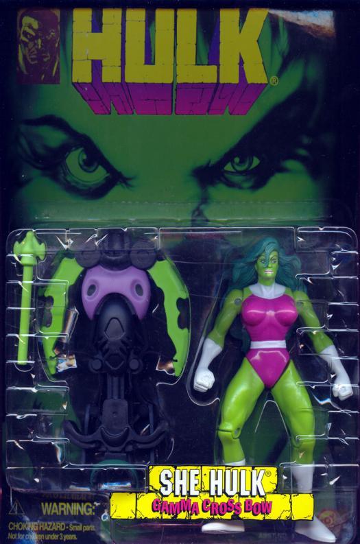 She Hulk (gamma crossbow)