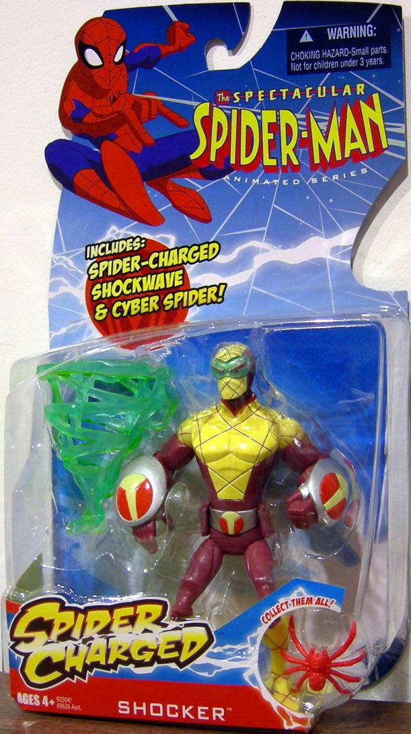 Shocker (The Spectacular Spider-Man Animated Series, Spider Charged)