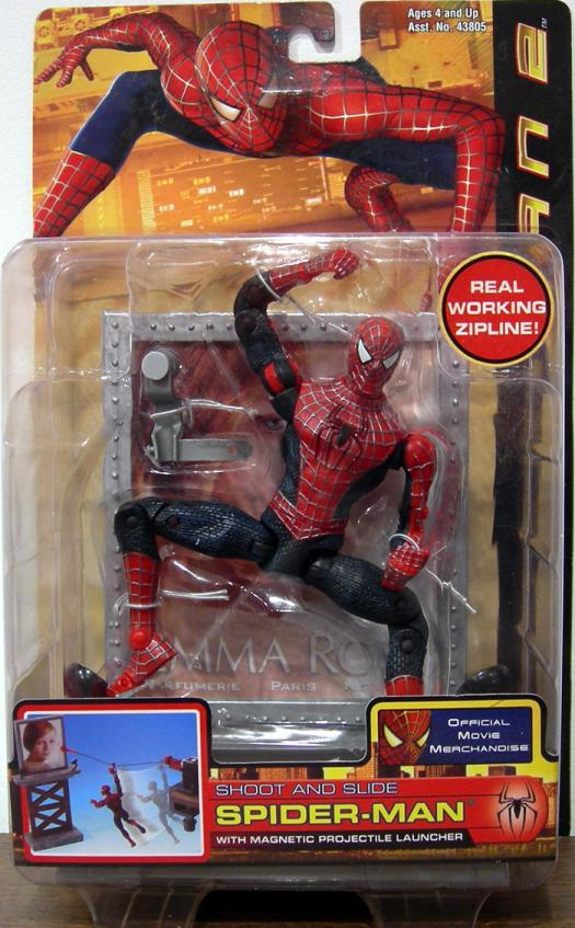 Shoot and Slide Spider-Man 2