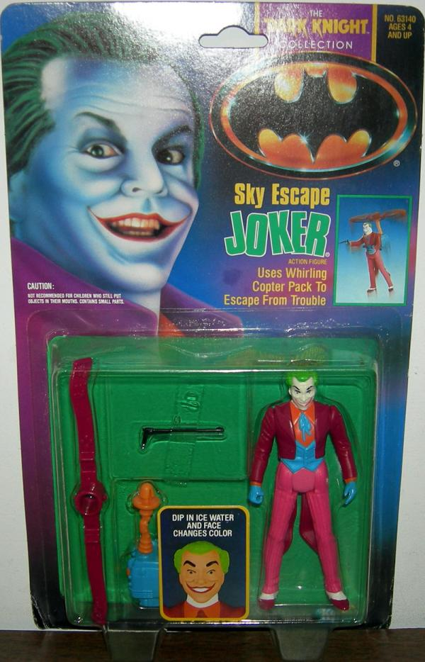 Sky Escape Joker (The Dark Knight Collection Movie)