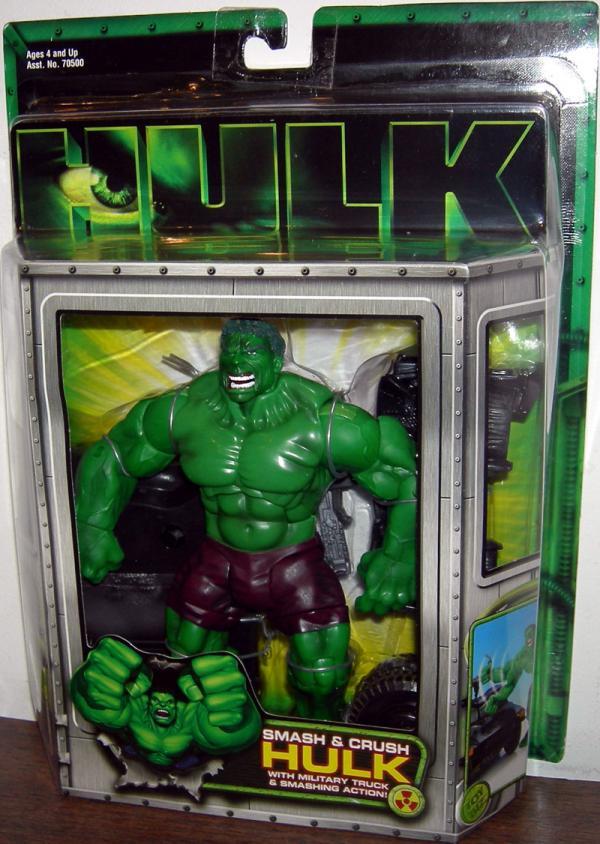 Smash & Crush Hulk (movie)