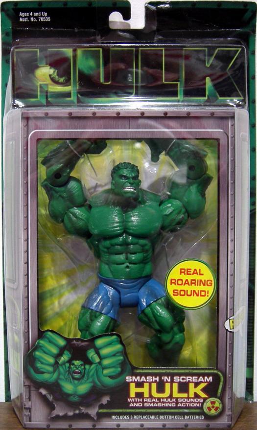 Smash 'N Scream Hulk (movie)