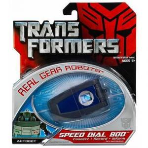 Speed Dial 800 (Movie Real Gear)